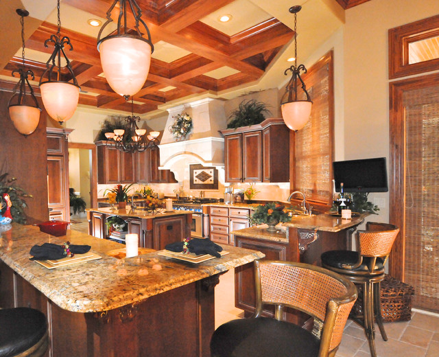 Avila residence mediterranean kitchen tampa by for Kitchen 452 cincinnati