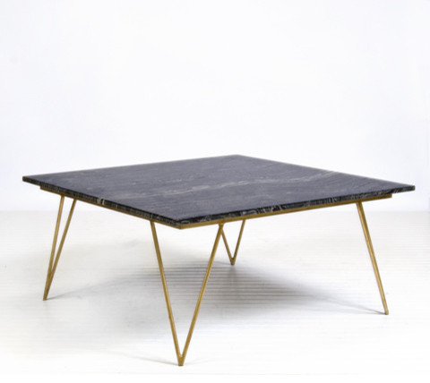 black marble table top 2