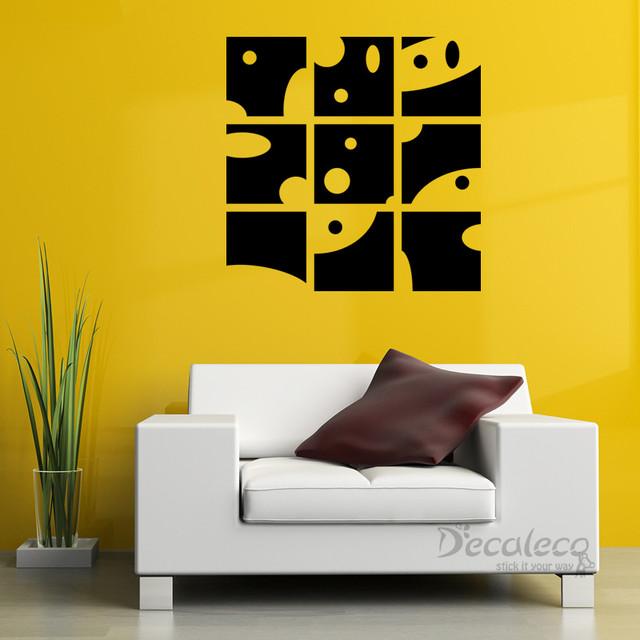 Original Creative Modern Art Wall Decal wall-decals