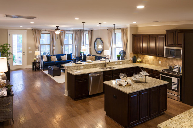 Laurel design by pulte homes for Pulte home designs