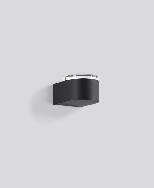 bega wandleuchte mit kristallglas klassisch. Black Bedroom Furniture Sets. Home Design Ideas
