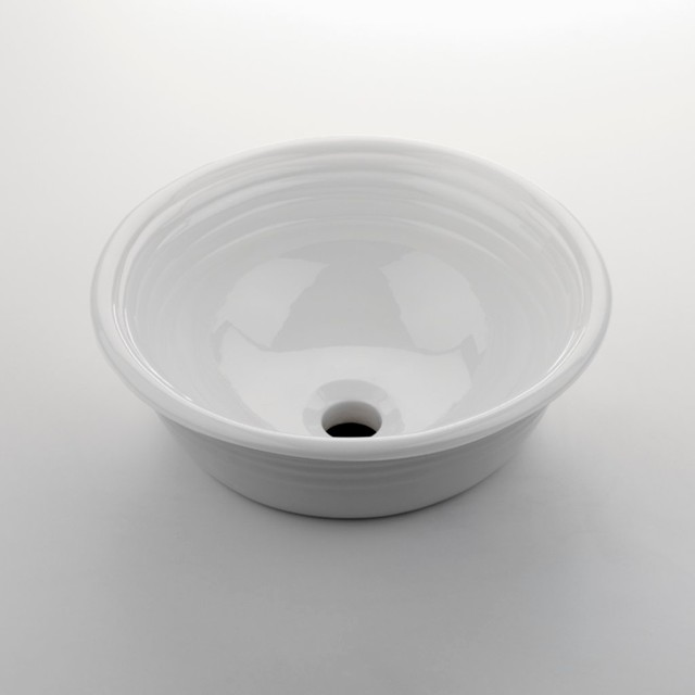 ... China Lavatory Sink - Traditional - Bathroom Sinks - by Waterworks UK