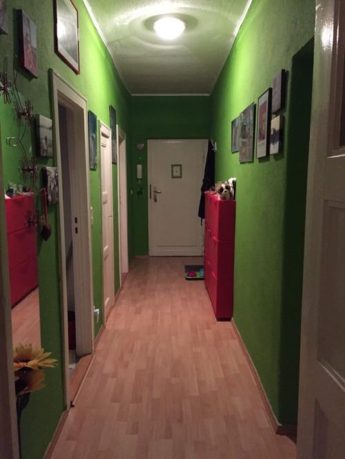 Suggerimenti corridoio for Arredare corridoio stretto e corto