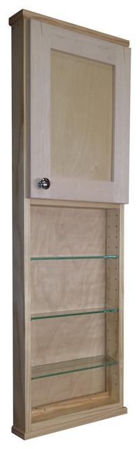 48 danville series on the wall cabinet 30 open shelf 2. Black Bedroom Furniture Sets. Home Design Ideas