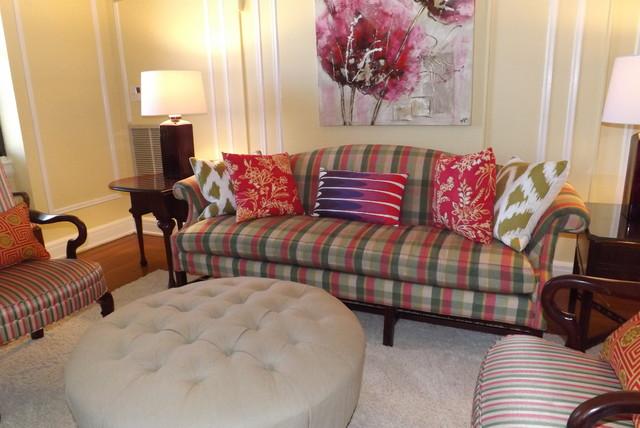 Chi omega sorority living room for Alpha home interior decoration llc