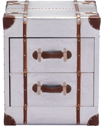 Locke Cabinet - Transitional - Accent Chests And Cabinets - by WeFurnIt