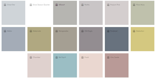 Poll which 2016 colour palette from dulux is your favourite - Dulux paint colours exterior decor ...