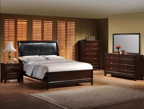 crown mark 5 pc arezzo contemporary queen size bedroom On mark v bedroom volume