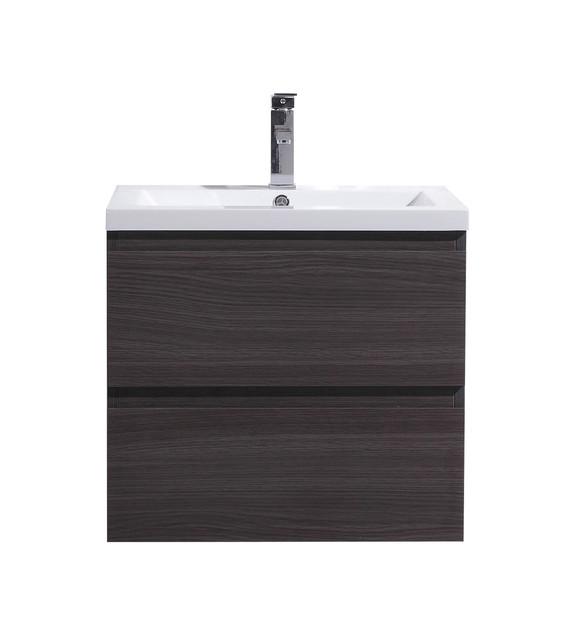 Moreno Mob  Wall Mounted Modern Bathroom Vanity Modern Bathroom