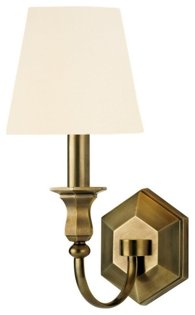 Wall Sconces Transitional : Hudson Valley Lighting Charlotte Transitional Candle Wall Sconce - Transitional - Wall Sconces ...