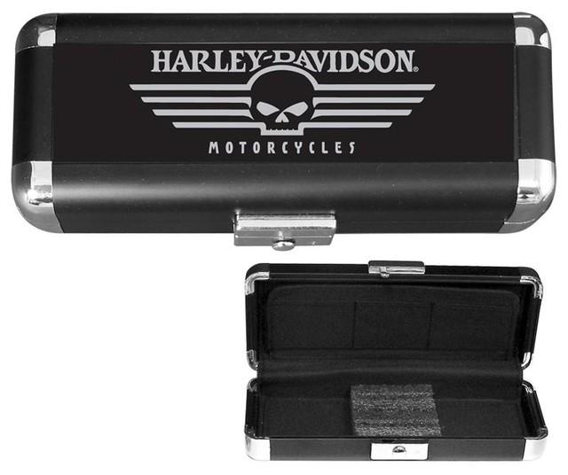 Harley-Davidson® Skull Dart Case - 61948 - Contemporary ...