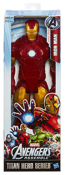 """Marvel Avengers Iron Man 12"""" Figure - Contemporary - Kids Toys And Games - by target.com.au"""