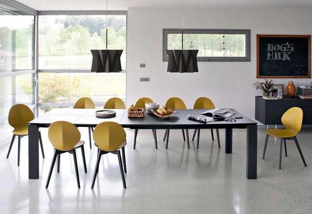 table de salle manger design quartz 76900 canapes pas cher