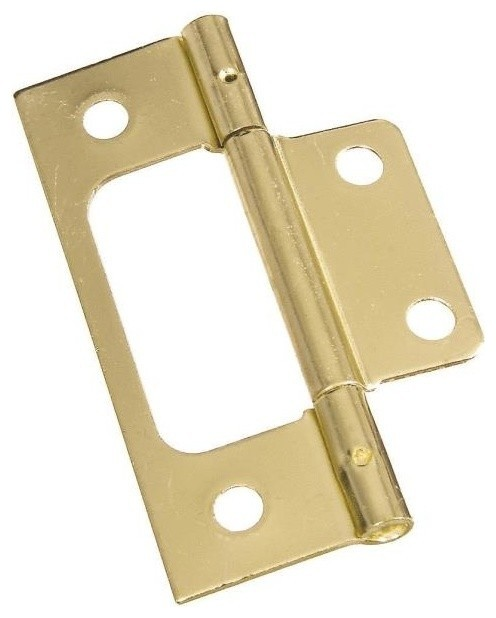 Nonmortise Panel Hinge - Transitional - Hinges - by Hipp ...