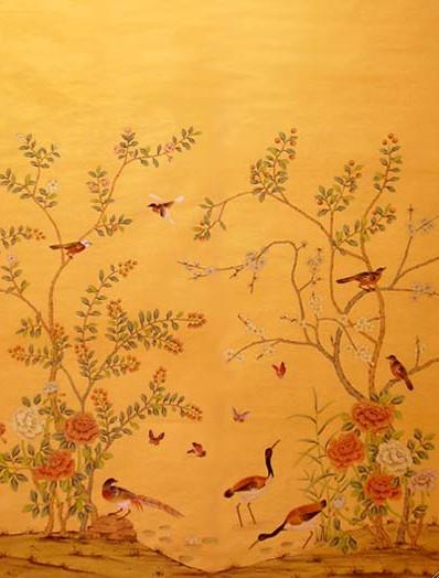 Taihu Wallpaper - Asiatisch - Tapeten - von Paul ...