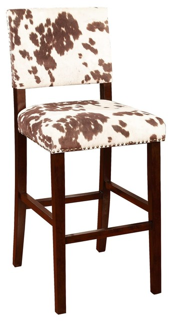 Linon Home Decor Corey Bar Stool Udder Madness X