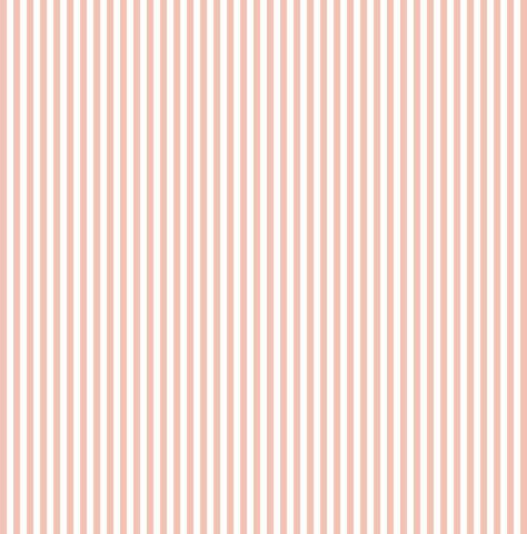 Pastel Orange Subtle Stripe Shelf Paper Drawer Liner ...