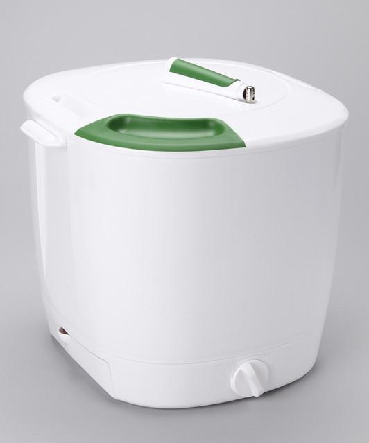 White Laundry POD - Modern - Utility Sinks