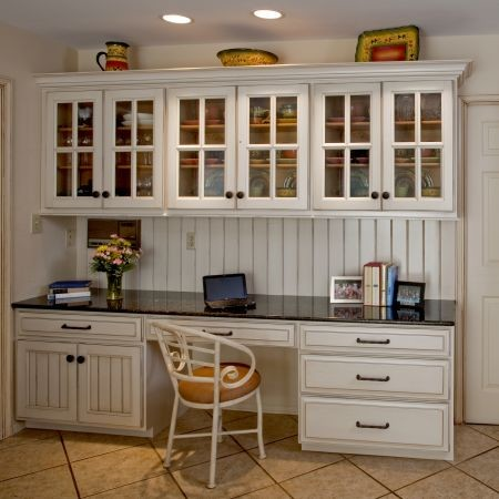 Country Cottage Kitchen Cabinet Restoration - Contemporary ...