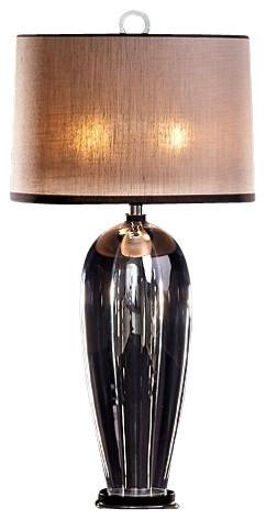 Pieter adam rosedale 23 table lamp moderne lampe poser par interior deluxe - Lampe moderne een poser ...