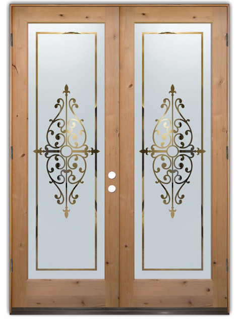 Contemporary glass entry doors - Glass Double Entry Doors Barcelonaglass Front Entry Doors