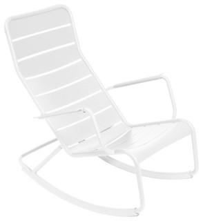 Luxembourg rocking chair schaukelstuhl bauhaus look for Schaukelstuhl essen