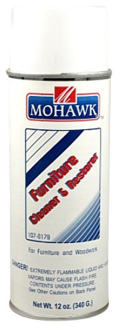 Mohawk Furniture Cleaner Restorer Hides Scratches 12 oz - Traditional - Household Cleaning ...