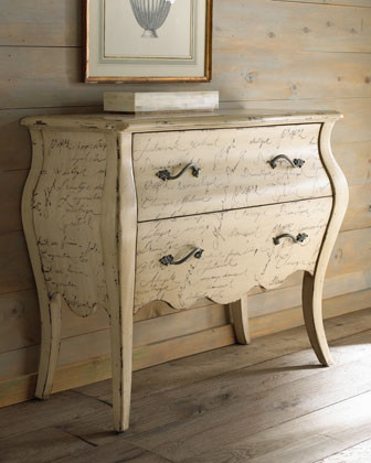 """Calligraphy"" Chest - Traditional - Accent Chests And Cabinets - by Horchow"