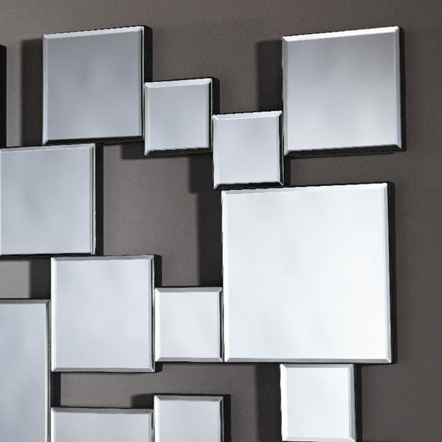 Pixels Mirror - Contemporary - Wall Mirrors - wales - by Julia Jones ...