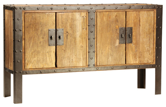 Saronno sideboard industriel buffet et bahut par for Buffet bahut industriel