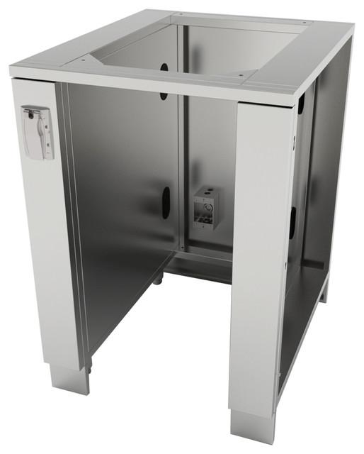 Sunstone Appliance Cabinet Contemporary Major Kitchen