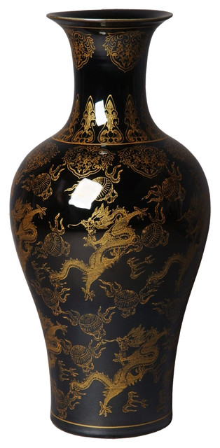 Wanna hand crafted asian vases wish