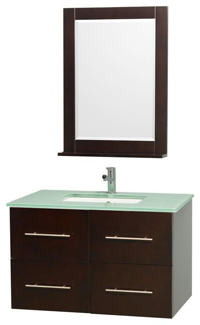 ... Set in Espresso contemporary-bathroom-vanity-units-and-sink-cabinets