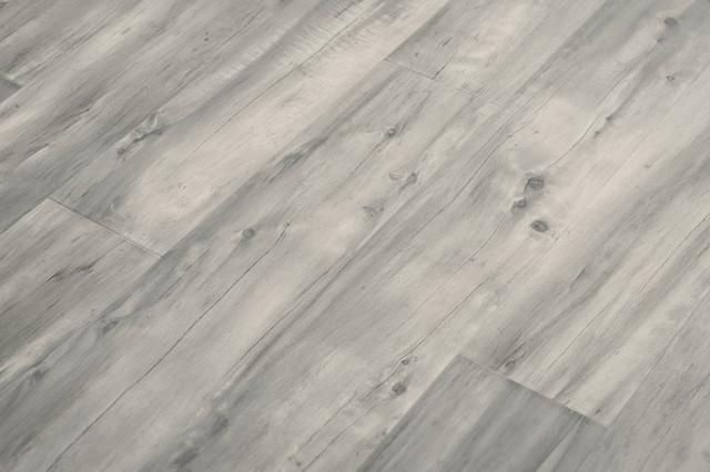 Millelegni porcelain tile ash gray 12 quot x 48 quot transitional wall and