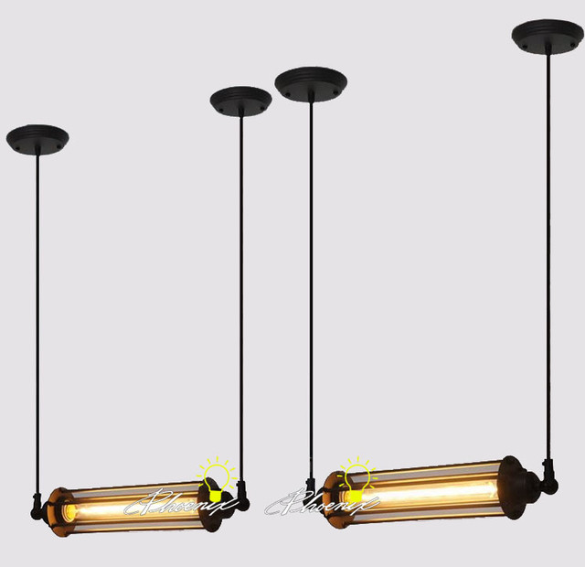 RH LOFT Streampunk Pendant Lighting