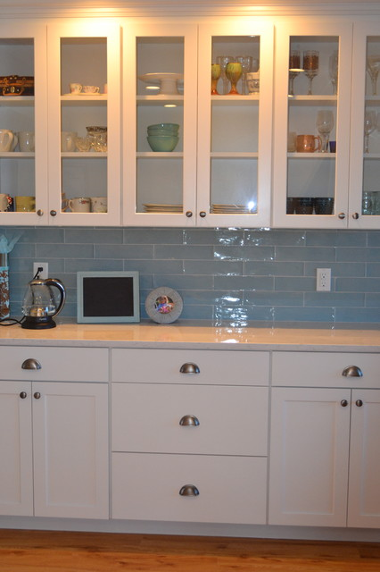 Remodeled Beach Cottage Beach Style Kitchen Other Metro By Nancy Dyer Designs