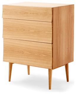 reflect kommode eiche ge lt muuto skandinavisch anrichte sideboards von found4you. Black Bedroom Furniture Sets. Home Design Ideas