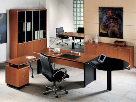 Kim Executive File Cabinet By DV Office - Modern - Filing Cabinets