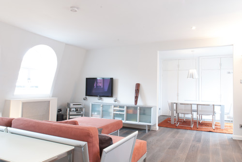 South Kensington Flat 01