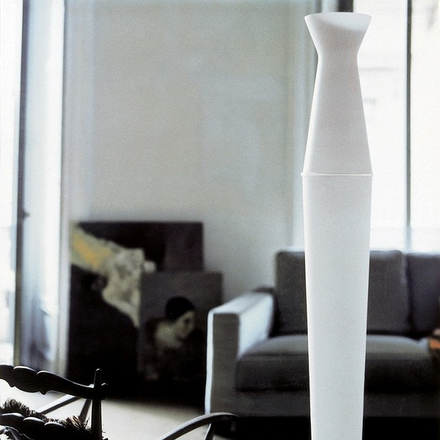 Tower floor lamp by penta light modern floor lamps for Modern tower floor lamp