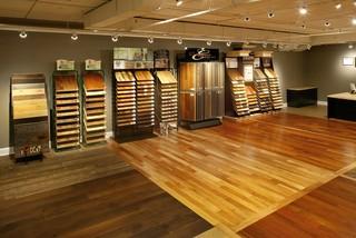 Showroom in bloomington mn for Showroom flooring ideas