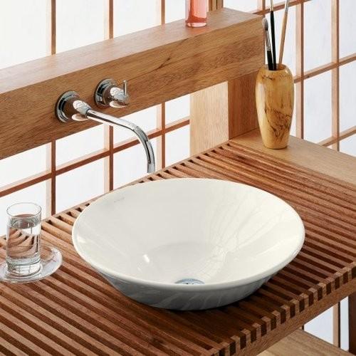 Kohler Lavatory Sinks : Kohler K-2200 Vitreous China Lavatory Sink - Contemporary - Bathroom ...