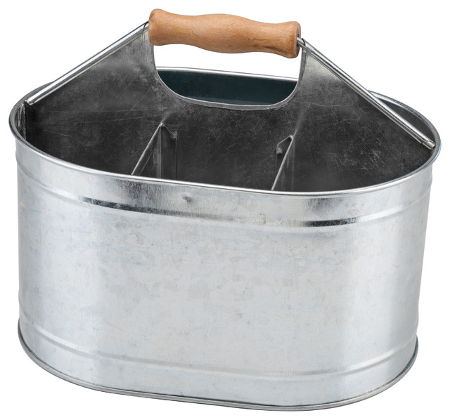 Alden Metal Utensil Holder