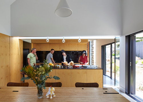Houzz Tour: Sketches by Two Lively Boys Inspire a Home Built for Fun