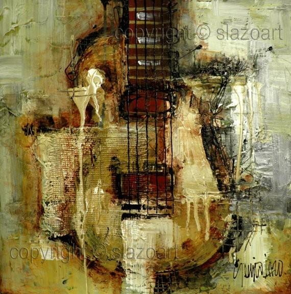 u0026quot;Attitude IIIu0026quot; Original Art - Contemporary - Mixed Media Art - by Zatista