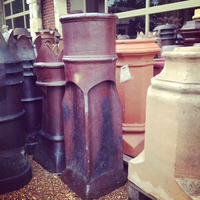chimney pots finished chimney caps