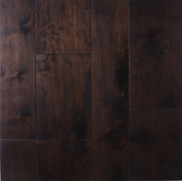 Custom Walnut Wood Floors - Traditional - Hardwood ...