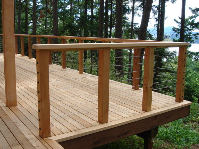Guemes Island Cabin - Rustic - Outdoor Products - seattle