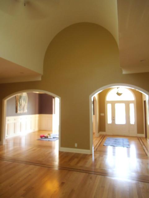 Interior Re Paint Jobs