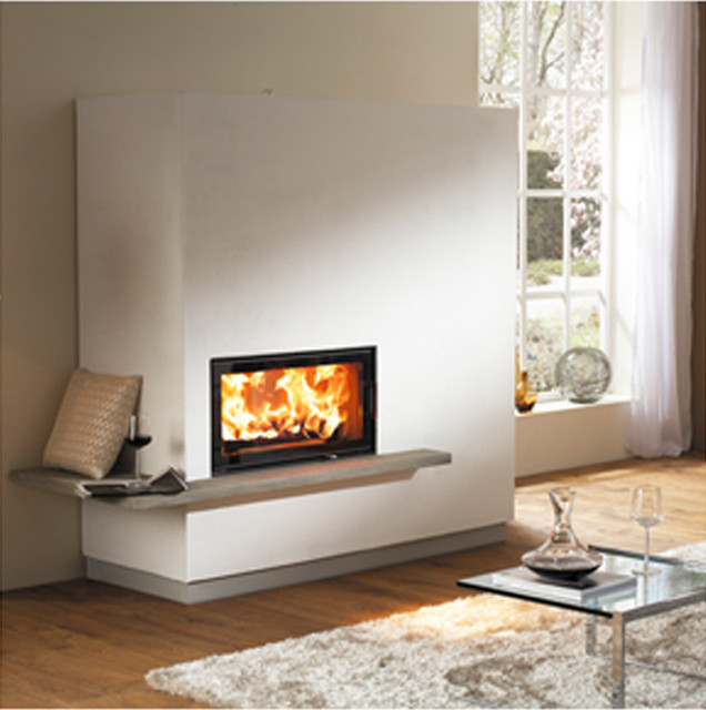 Image Gallery Modern Stove Fireplace